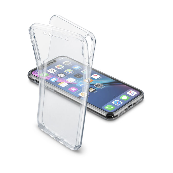 CELLULAR LINE Clear Touch Iphone XR - thumb - MediaWorld.it