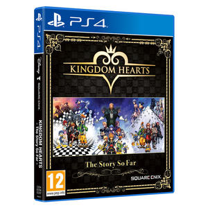 Kingdom Hearts: The Story So Far - PS4 - thumb - MediaWorld.it