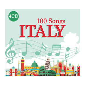 AA.VV. - 100 Songs Italy - CD - MediaWorld.it