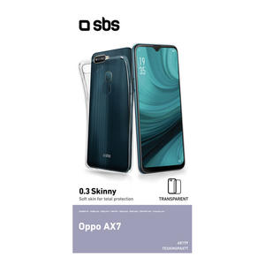 SBS COVER SKINNY PER OPPO AX7 - thumb - MediaWorld.it