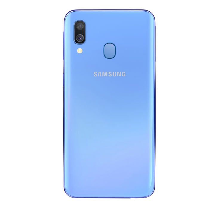 SAMSUNG SM-A405 Galaxy A40 Blue - thumb - MediaWorld.it