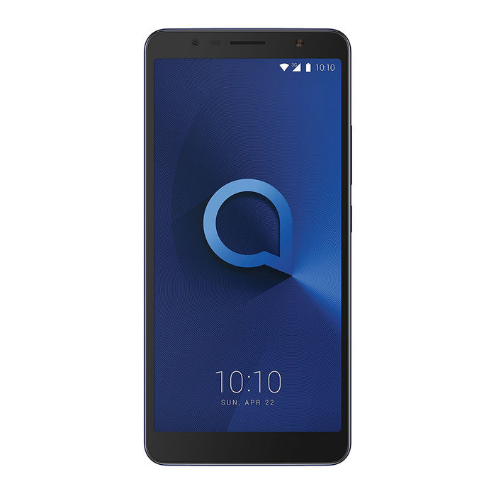 ALCATEL 3C BLUE - thumb - MediaWorld.it