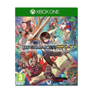 PREVENDITA RPG Maker MV -  XBOX ONE - thumb - MediaWorld.it