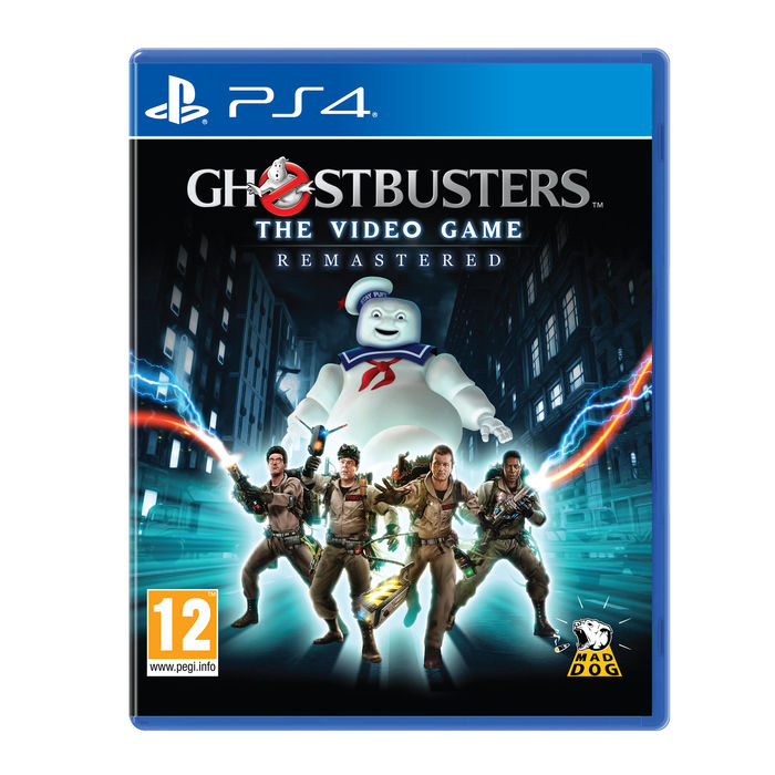Ghostbusters The Game Remaster - PS4 - thumb - MediaWorld.it