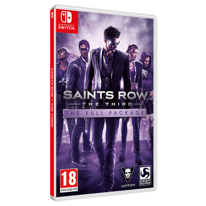 Saints Row The Third - NSW - thumb - MediaWorld.it