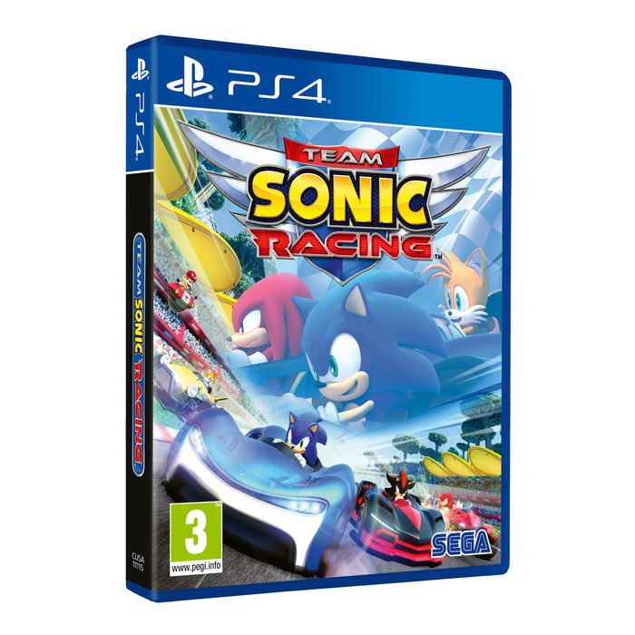 KOCH MEDIA TEAM SONIC RACING - thumb - MediaWorld.it