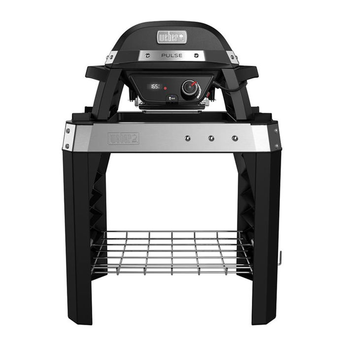 WEBER PULSE 1000 BLACK - thumb - MediaWorld.it