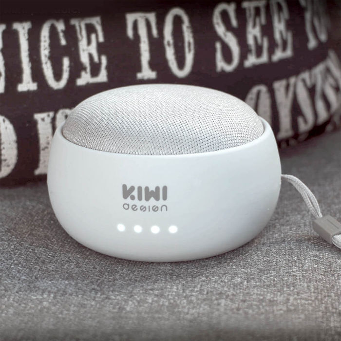 Kiwi Design batteria G1 white per Google Home Mini - thumb - MediaWorld.it