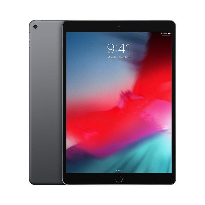 "APPLE iPad Air 10.5"" 2019 256GB Wi-Fi Grigio Siderale - thumb - MediaWorld.it"