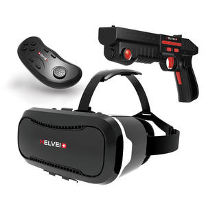 HELVEI VISORE VR PISTOLA& JOYPAD - MediaWorld.it