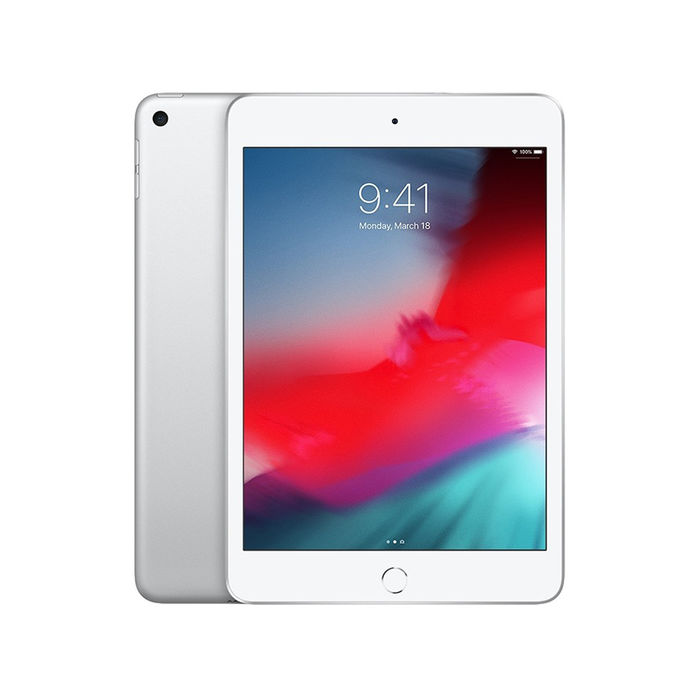 "APPLE iPad Mini 7.9"" 2019 Wi-Fi 64GB Argento - thumb - MediaWorld.it"