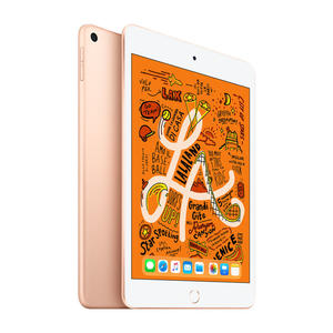 "APPLE iPad Mini 7.9"" 2019 Wi-Fi 64GB Oro - thumb - MediaWorld.it"