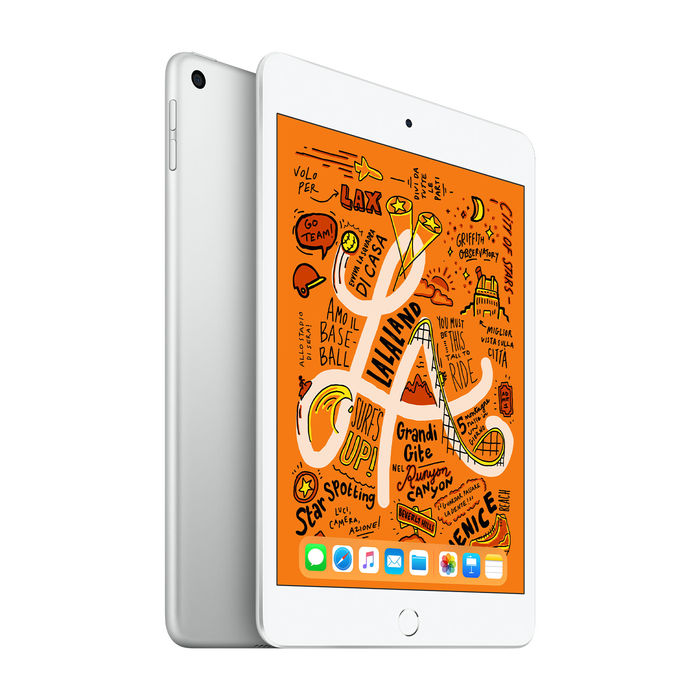 "APPLE iPad Mini 7.9"" 2019 Wi-Fi 256GB Argento - PRMG GRADING OOCI - SCONTO 0,00% - thumb - MediaWorld.it"