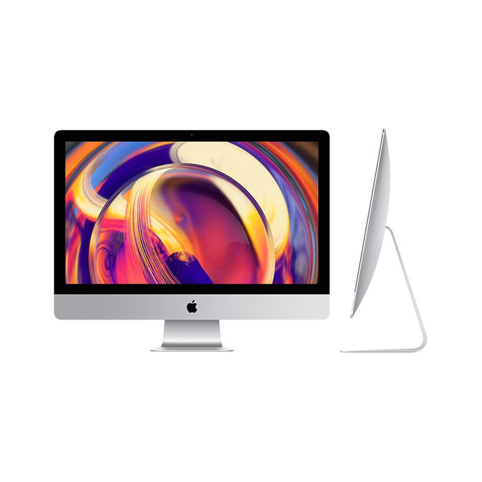 "APPLE iMac 5k 27"" 3,0 GHz MRQY2T/A 2019 - thumb - MediaWorld.it"