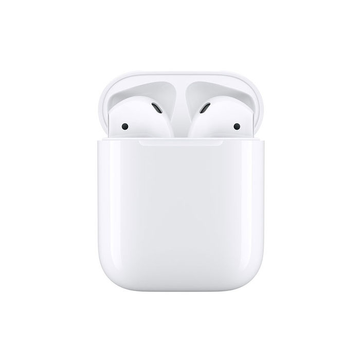 APPLE AIRPODS con custodia di ricarica (modello 2019) - thumb - MediaWorld.it