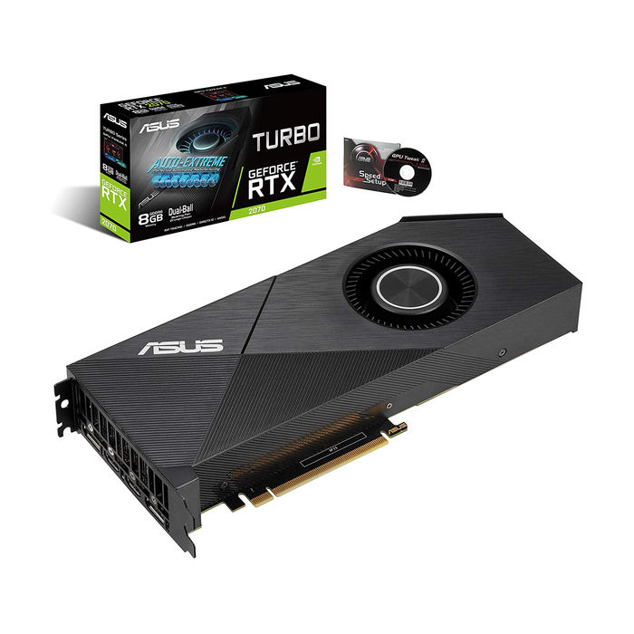 ASUS TURBO-RTX2070-8G-EVO - thumb - MediaWorld.it