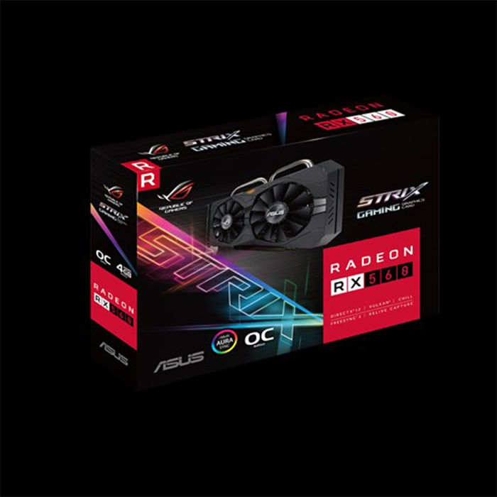 ASUS ROG-STRIX-RX560-O4G-GAMING - thumb - MediaWorld.it