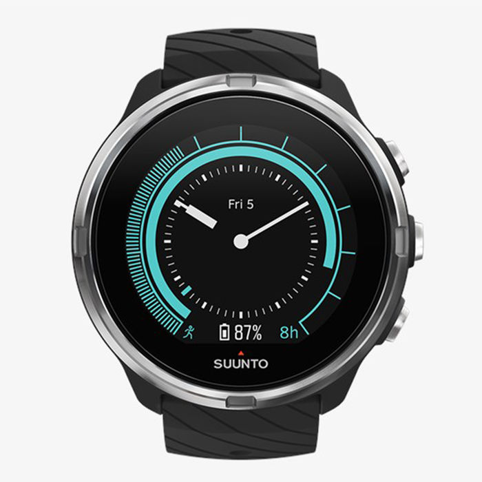 SUUNTO 9 Black - thumb - MediaWorld.it