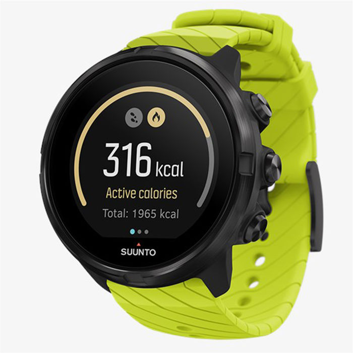 SUUNTO 9 Lime - thumb - MediaWorld.it
