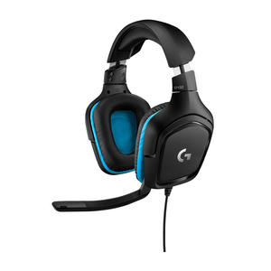 LOGITECH G432 7.1 Headset - MediaWorld.it