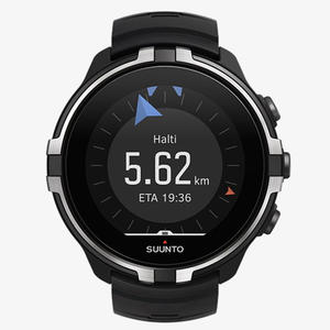 SUUNTO SPARTAN SPORT WRIST HR BARO Stealth - MediaWorld.it