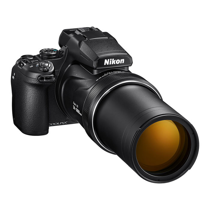 NIKON COOLPIX P1000 BLACK - thumb - MediaWorld.it
