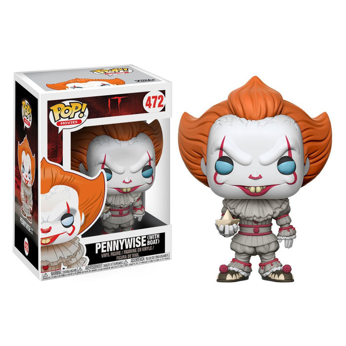 IT-WHY POP FUNKO:Pennywise - thumb - MediaWorld.it