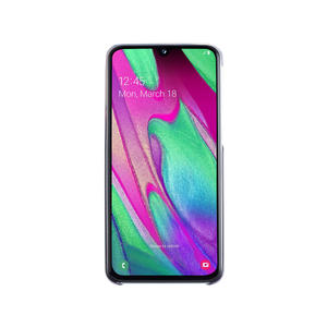 SAMSUNG Cover Gradation Galaxy A40 Nero - MediaWorld.it