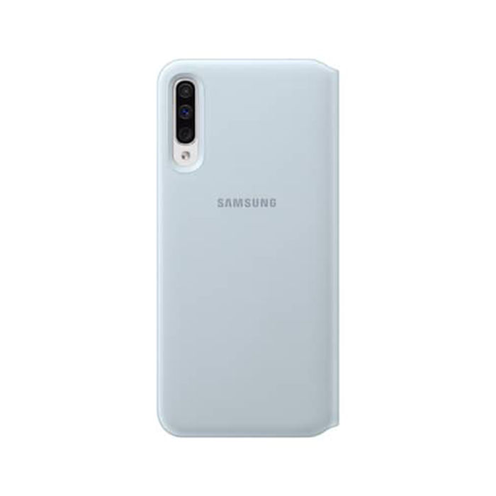 SAMSUNG Wallet cover Galaxy A50 Bianco - thumb - MediaWorld.it