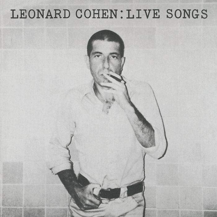 Leonard Cohen - Leonard Cohen: Live Songs - Vinile - thumb - MediaWorld.it