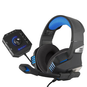 XTREME FUSION HEADSET+SOUND BOX - MediaWorld.it