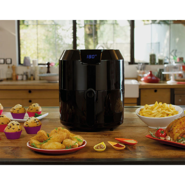 MOULINEX Easy Fry Deluxe EZ4018 - thumb - MediaWorld.it