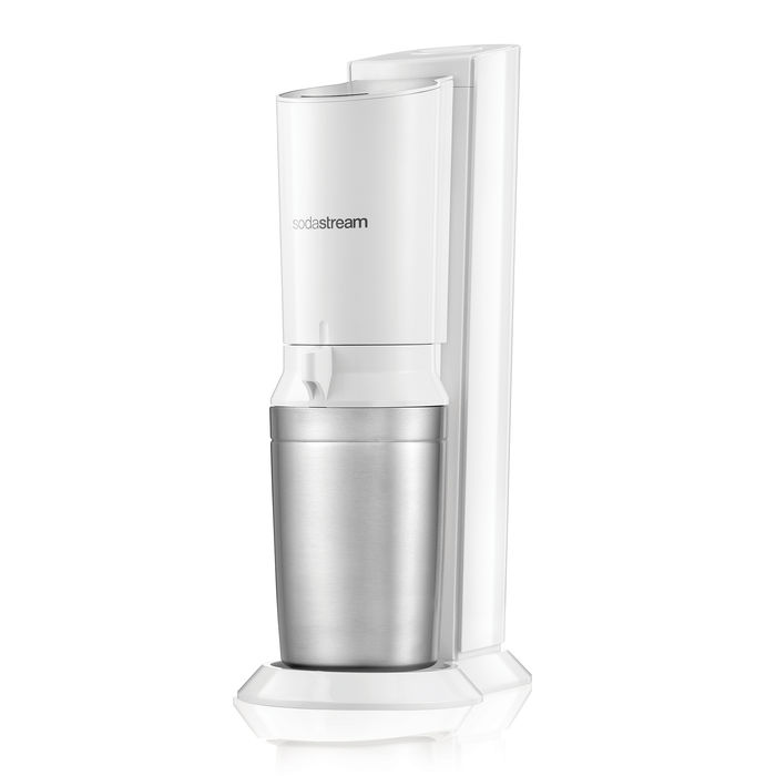 SODASTREAM SST CRYSTAL WHITE METAL - thumb - MediaWorld.it