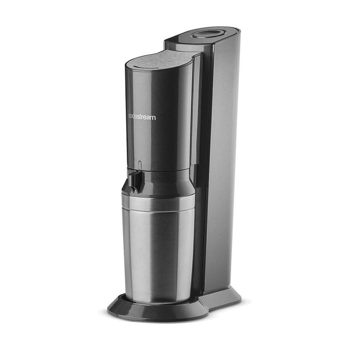 SODASTREAM SST CRYSTAL BLACK METAL - thumb - MediaWorld.it