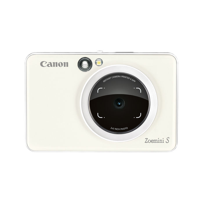CANON ZOEMINI S WHITE PEARL WHITE - thumb - MediaWorld.it