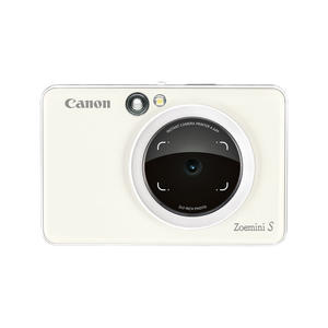 CANON ZOEMINI S WHITE PEARL WHITE - MediaWorld.it