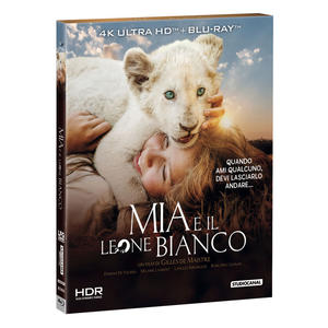 Mia e il leone bianco - Blu-Ray  UHD - thumb - MediaWorld.it