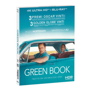 Green Book - Blu-Ray  UHD - MediaWorld.it