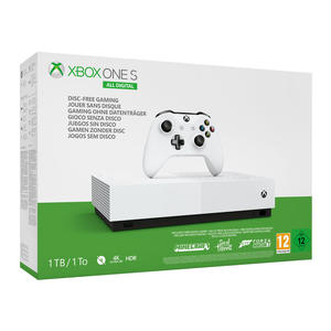 MICROSOFT Xbox One S All Digital 1TB + 3 giochi - thumb - MediaWorld.it