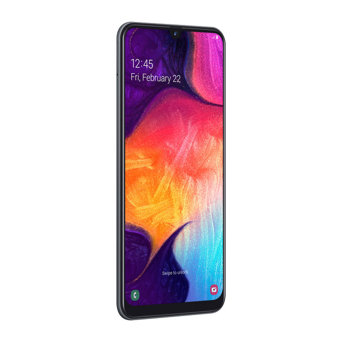 SAMSUNG SM-A505 Galaxy A50 Black Vodafone - PRMG GRADING OOCN - SCONTO 20,00% - thumb - MediaWorld.it