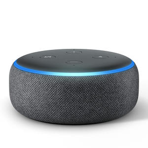 AMAZON ECHO DOT (3ª generazione) Antracite - MediaWorld.it