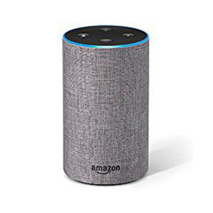 AMAZON ECHO (2ª generazione) Grigio scuro - thumb - MediaWorld.it