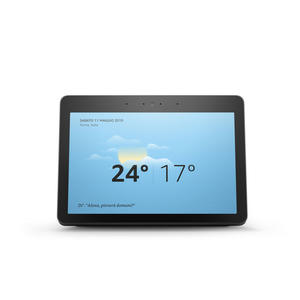 AMAZON Echo Show (2ª generazione) Black - MediaWorld.it