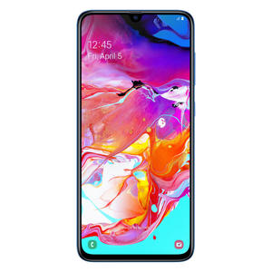 SAMSUNG Galaxy A70 Blue - MediaWorld.it
