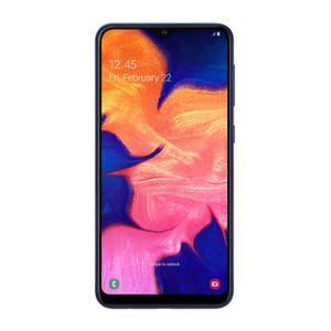 SAMSUNG Galaxy A10 Blue - MediaWorld.it