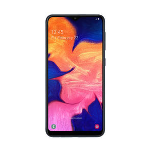 SAMSUNG Galaxy A10 Black - MediaWorld.it