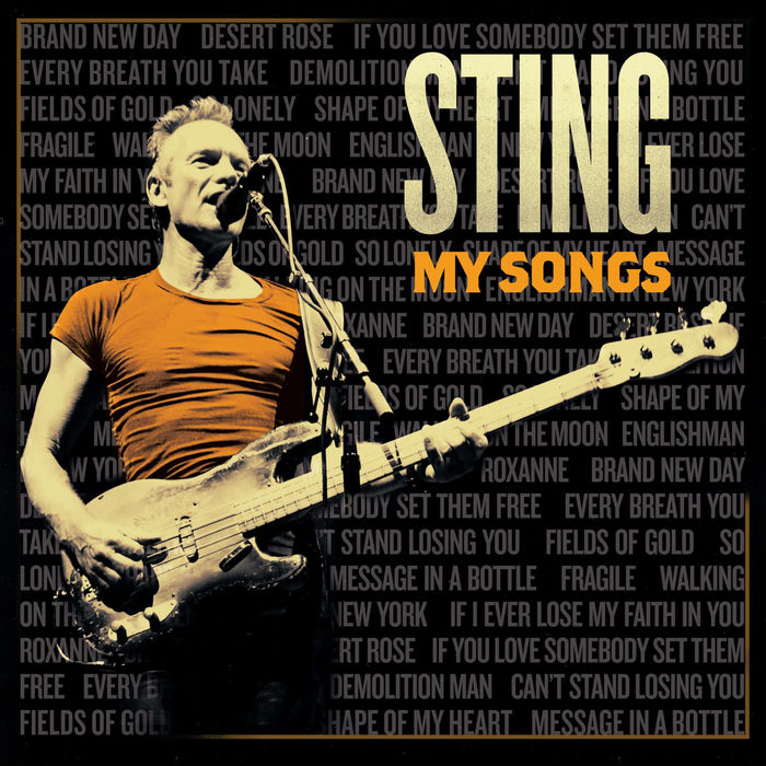 Sting - My Songs (Deluxe Edition) - CD - thumb - MediaWorld.it