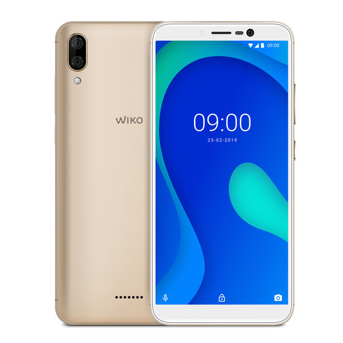 WIKO Y80 Gold - thumb - MediaWorld.it