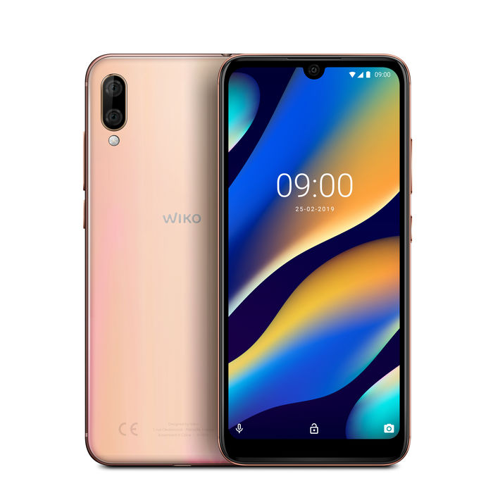 WIKO View 3 Lite Blush Gold - PRMG GRADING OOCN - SCONTO 20,00% - thumb - MediaWorld.it