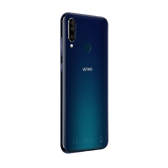 WIKO View 3 Night Blue (Antracite Blue) - thumb - MediaWorld.it